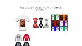Helluvadrug.bigcartel.com Coupons & Promo codes