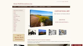 Homewalldecorations.com Coupons & Promo codes