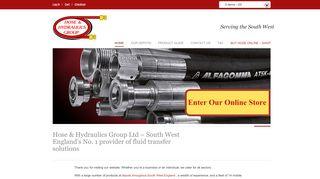 Hoseandhydraulicsgroup.co.uk Coupons & Promo codes
