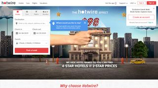 Hotwire stores coupon