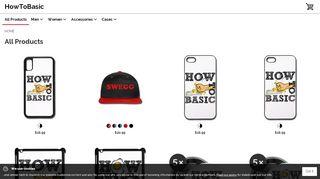 Howtobasic.spreadshirt.com Coupons & Promo codes