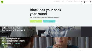 h&r block coupons 2020