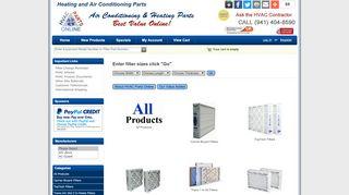 Hvac-Parts-Online.com Coupons & Promo codes