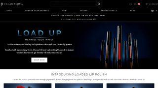 Logo Illamasqua.com