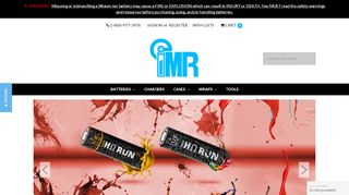 Imr Batteries Coupon & Promo codes