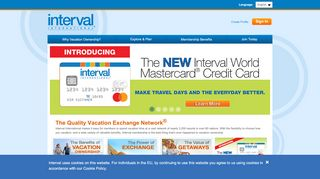 Interval International Promo Code & Discount codes