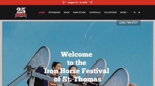 Ironhorsefestival.com Coupons & Promo codes