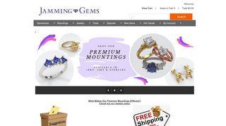 Jamminggems.com Coupons & Promo codes