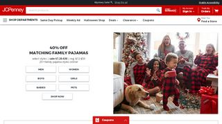 JCPenney Coupons & Promo codes