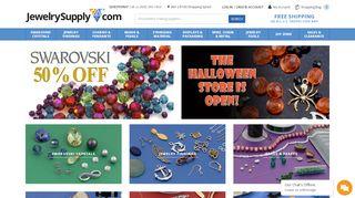 Jewelrysupply.com Coupons & Promo codes