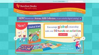 Jill-Lagana.barefootbooks.com Coupons & Promo codes