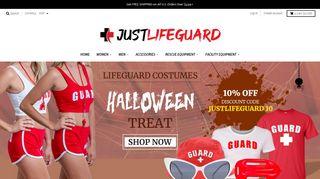 Justlifeguard.com Coupons & Promo codes