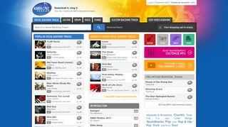 Karaoke-Version.com Coupons & Promo codes