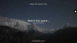 Keepmeglutenfree.com Coupons & Promo codes