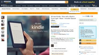 Kindle Promo Code & Discount codes