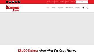 Krudoknives.com Coupons & Promo codes