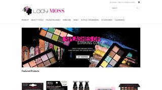 Lady Moss Coupon Code & Promo codes