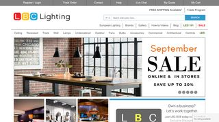 Lbclighting.com