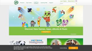 LeapFrog stores coupon