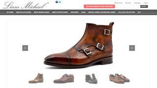 Liammichaelshoes.com Coupons & Promo codes