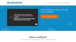 Linkpatrolwp.com Coupons & Promo codes