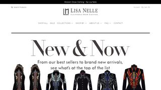 Lisanelle.com Coupons & Promo codes
