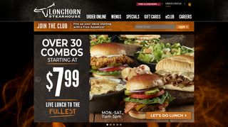Longhorn Free Appetizer Coupon 2018 & Promo codes
