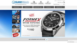 Long Island Watch Coupon & Promo codes