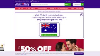 Lovehoney 25 Off Code Coupons & Promo codes