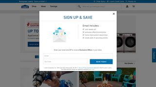 Lowes In Store Printable Coupon 10 Off 50 & Promo codes