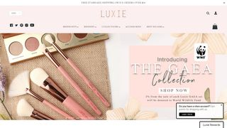 Luxie Beauty Coupon Code & Promo codes