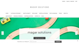 Magar.co.uk Coupons & Promo codes