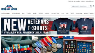Medals Of America Military Discount Code & Coupon codes