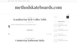 Methodskateboards.com Coupons & Promo codes