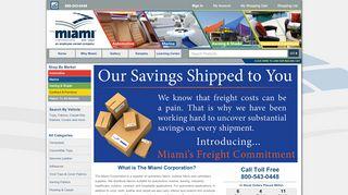 Miamicorp.com Coupons & Promo codes