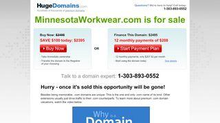 Minnesotaworkwear.com Coupons & Promo codes