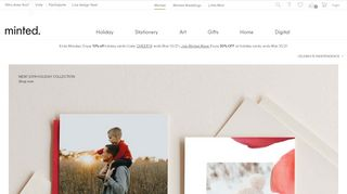 Minted Cards Coupon & Promo codes