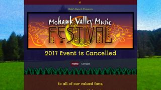 Mohawkvalleymusicfestival.com Coupons & Promo codes