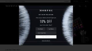 90 Off Morphebrushes Com Coupons Promo Codes December 2020 Get 25 huge morphe explore beauty looks for less with a morphe discount code. morphebrushes com coupons promo codes