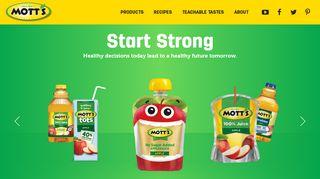 Motts Juice Coupon & Promo codes