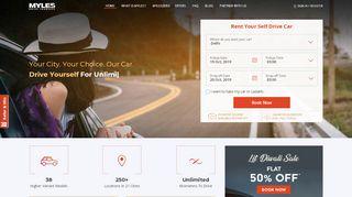 MylesCars Coupons & Promo codes