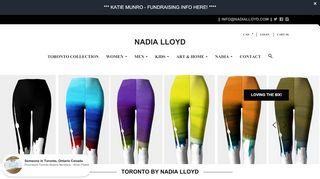 Nadialloyd.com Coupons & Promo codes