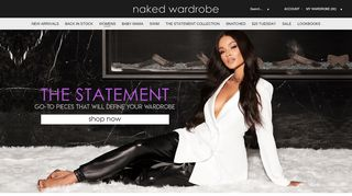 Naked Wardrobe Discount Code & Coupon codes