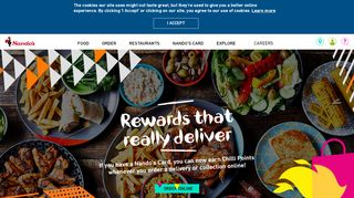 Nandos Vouchers & Coupon codes