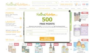 National Nutrition Coupon Code & Promo codes