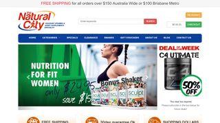 Logo Naturalcity.com.au