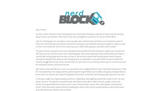 Nerd Block Coupon & Promo codes