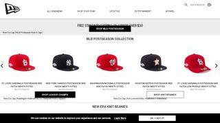 New Era Caps Coupon Code & Promo codes