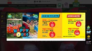 Nicco Park Discount Coupon & Promo codes