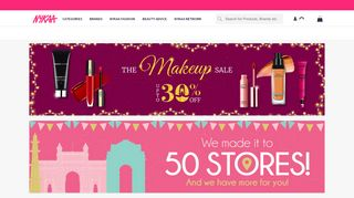 Nykaa Discount Coupon Code & Promo codes